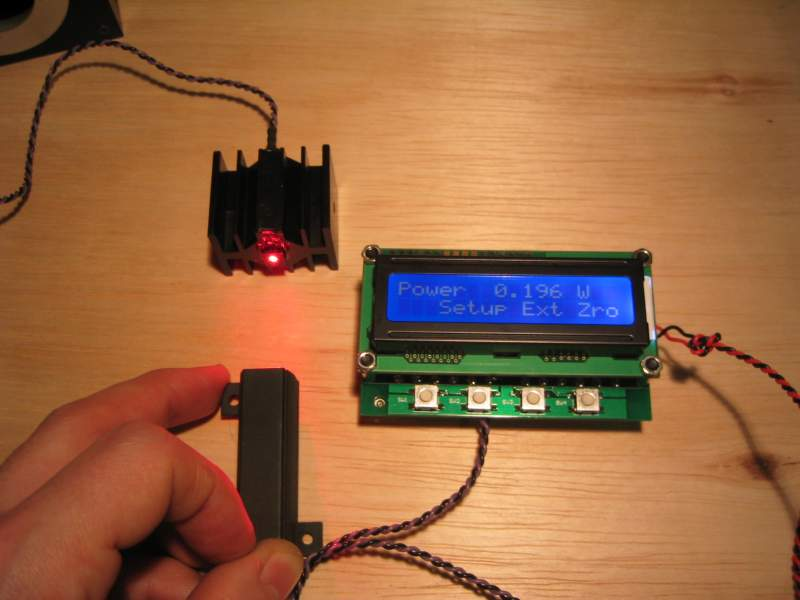 D4thing Micro Hotplate Controller And Laser Power Meter